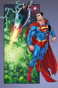 Superman from Blondthecolorist