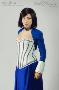 April Gloria as Elizabeth