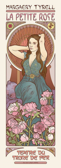 Margaery Tyrell from Elin Jonsson