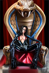 The Baroness from Fernando Neves Rocha