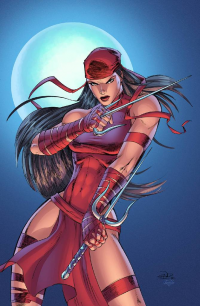 Elektra from Jeremiah Skipper