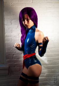 Jeanne Killjoy as Psylocke