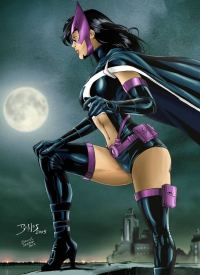Huntress from Daniel Seabra
