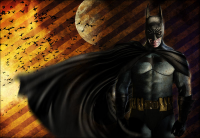 Batman from Scott Harben