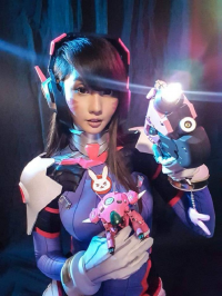 Alodia Gosiengfiao as D.Va