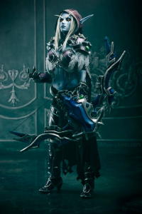 Natasha Firsakova as Sylvanas Windrunner