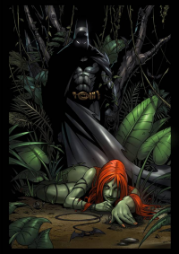 Batman, Poison Ivy from Mark Lauthier