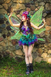 The Pain Proof Pixie as Fairy
