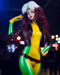 Frosel as Rogue