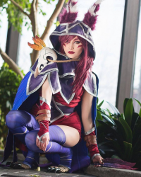 Ri Care as Xayah