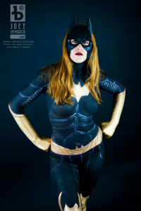 Crystal Quin as Batgirl