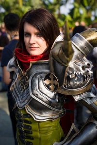 Cynthia Hall as Demon Hunter