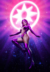 Star Sapphire from Casey Heying