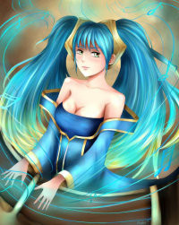 Sona from Nindei