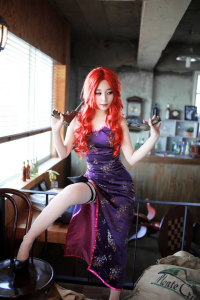 Reve Cosplayer as Miss Fortune