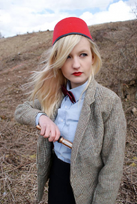 Holly Litha as 11th Doctor