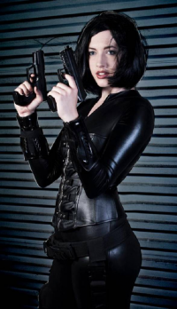 Leah Burroughs as Selene