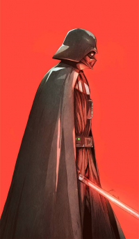 Darth Vader from Chunlo