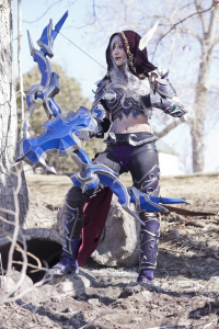 Berethiel Cosplay as Sylvanas Windrunner