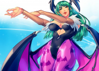 Morrigan Aensland from Carlos Javier