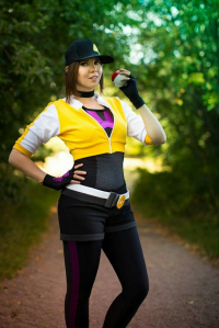 Svetlana Quindt as Pokemon Trainer