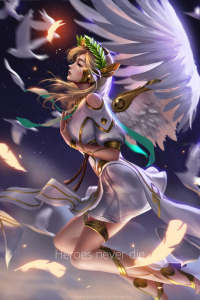 Mercy/Valkyrie from Liang-xing