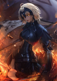 Jeanne d'Arc from raiko @ FX Canada