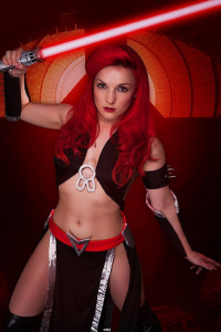 Candy Valentina as Ariel/Sith
