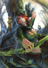 Windranger from Babepig