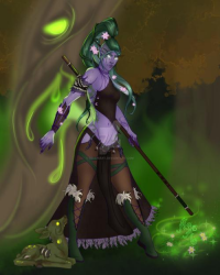 Nightelf from MischiArt