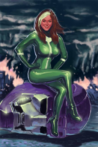 Rogue from Andrew Herman