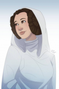Leia Organa from Allison Royal