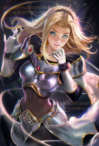 Lux from Sakimi Chan