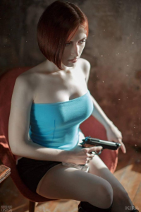 Natasha Firsakova as Jill Valentine