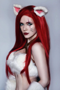 Irina Sabetskaya Makeup&Cosplay as Katarina
