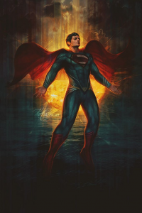 Superman from jasric