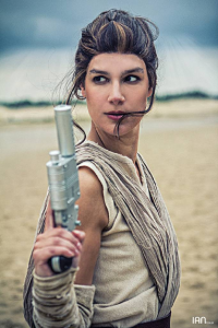 Applenaut as Rey