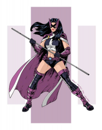 Huntress from Brent Peeples