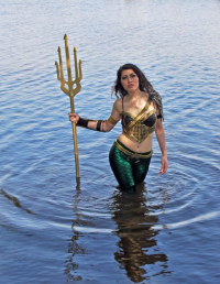 UndeadDu as Aquaman