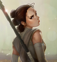 Rey from Dandonfuga