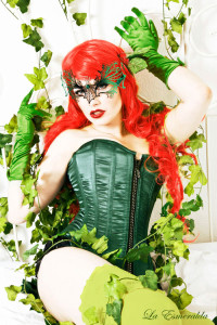 La Esmeralda as Poison Ivy