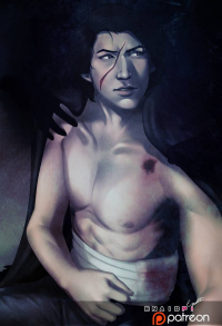 Kylo Ren from Art of Enaid PI