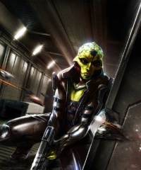 Thane Krios from Madec Brice
