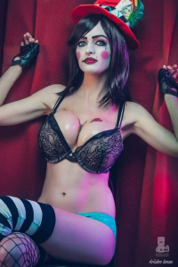 Kristen Laenae as Mad Moxxi