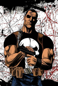 Punisher from James Mascia