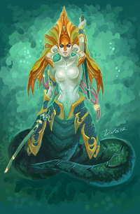 Naga Siren from Diva Lustmond