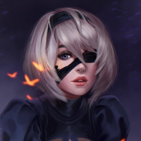 2B from Olga Narhova