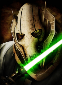 Grievous from Scott Harben