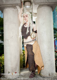 Mimi Reaves as Daenerys Targaryen