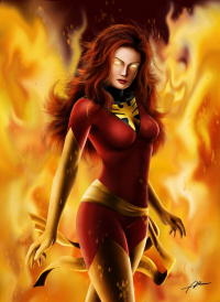 Dark Phoenix from abrem008
